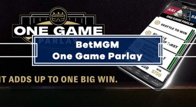 BetMGM One Game Parlay Builder Guide