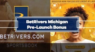 BetRivers Michigan Pre-Launch Bonus - $50 Free Offer